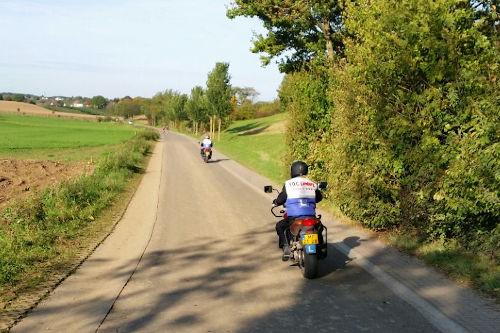 Motorrijbewijspoint Eindhoven examengarantie