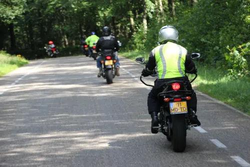 Motorrijbewijspoint Eindhoven motor lesplan