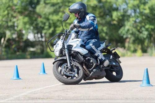 Motorrijbewijspoint Eindhoven motor rijtest