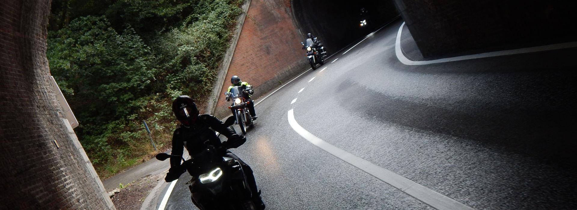 Motorrijbewijspoint Luyksgestel motorrijlessen